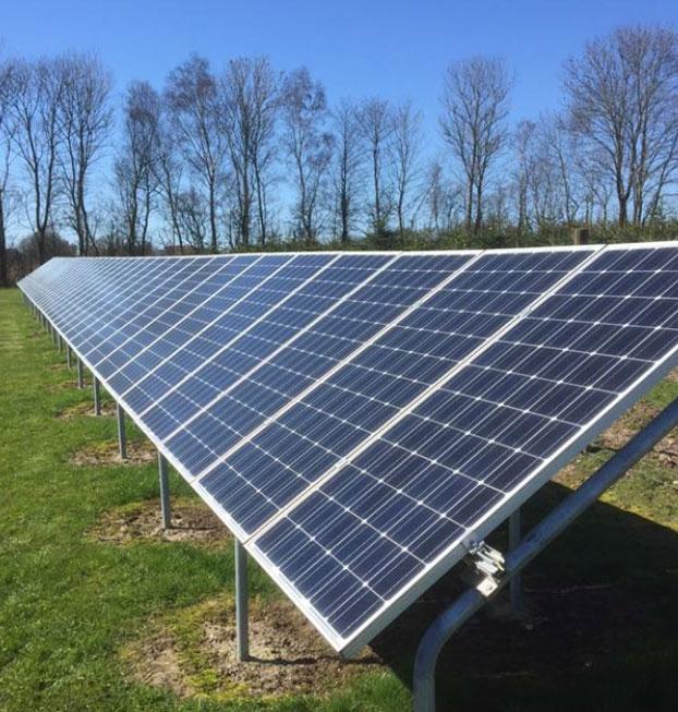 Solcellevask giver øget energi